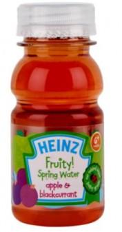 Heinz Apple & Blkcurrant Juice