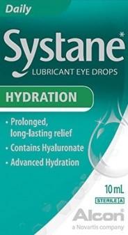 Systane Hydration Lubricating Eye Drops