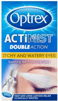 Optrex Actimist Itchy And Watery Eyes