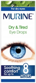 Murine Dry & Tired Eyes Eye Drops 0.5%/0.6%