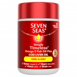 Seven Seas One-A-Day Capsules