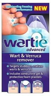 Wartie Wart & Verruca Remover