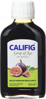 Califig Syrup OF Figs With Fibre 100ml