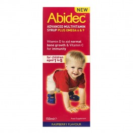 Abidec Syrup Advanced Multivitamin