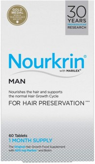 Nourkrin Man Hair Nutrition Programme
