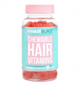 Hairburst Chewable Hair Vitamins Strawberry