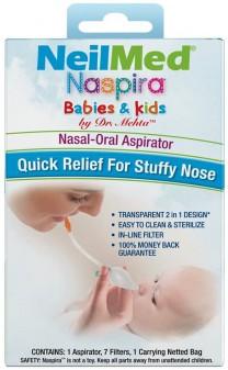 Neilmed Naspria Oral Aspirator