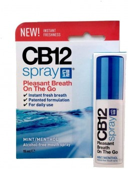 Cb12 Mouth Spray