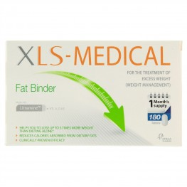 Xls-Medical Fat Binder Tablets 180s