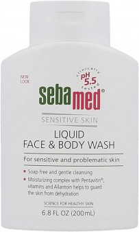 Sebamed Medicated Liquid Face & Body Wash