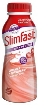 Slim-Fast Ready TO Drink Strawberry