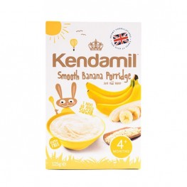 Kendamil Cereals Smooth Banana Porridge