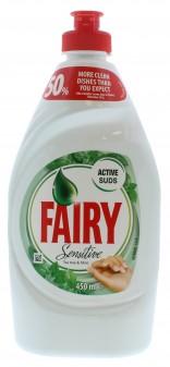 Fairy Washing UP Liquid Sensitive Tea Tree & Mint