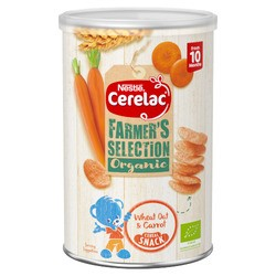Cerelac Chip Carrot Orange Bio
