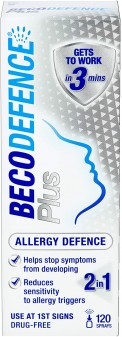 Becodefence Allergy Nasal Spray Plus