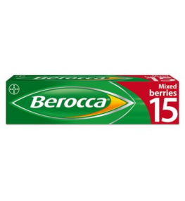 Berocca Eff Tab Mix Berries
