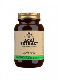 Solgar Acai Extract