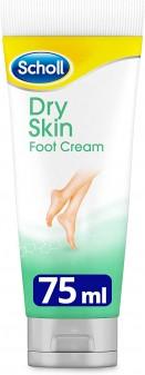 Scholl Skin Care Foot Cream Dry Skin 75ml