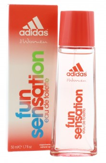 Adidas Edt Spray Women Fun Sensation
