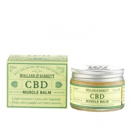 Holland & Barrett Cbd Muscle Balm