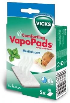 Vicks Comforting Menthol Vapo Pads
