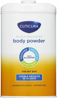 Cuticura Talcum Powder