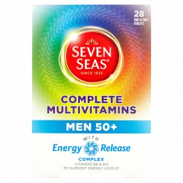 Seven Seas Complete Multivitamin Men 50+