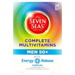 Seven Seas Complete Multivitamin Men 50+
