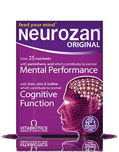 Vitabiotics Neurozan Tab