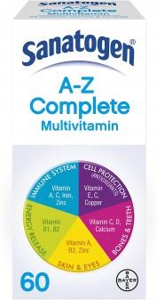 Sanatogen A-Z Complete