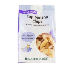 Holland & Barrett Banana Chips