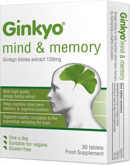 Ginkyo One A Day Tablets 120mg