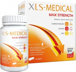 Xls Medical Max Strength 120s