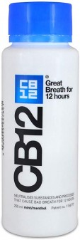 Cb12 Safe Breath Oral Care Agent Mint Menthol