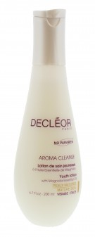 Decleor 200ml Aroma Cleanse Youth Lotion With Magnolia Oil