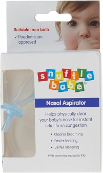 Snufflebabe Aspitator Boxed