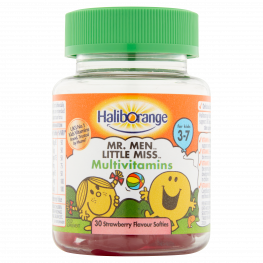 Haliborange MR Happy Multivitamin Softie