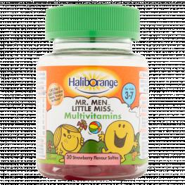 Haliborange MR Happy Multivitamin Softie