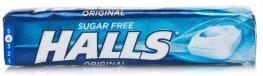 Halls Mentholyptus Original Sugar-Free 32g