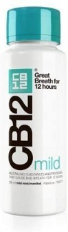 Cb12 Safe Breath Oral Care Agent Mild