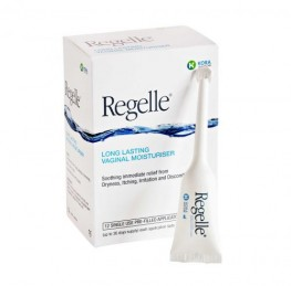 Regelle Vaginal Moisturiser With Pre-Filled Applicators