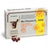 Bio-Vitamin D3 Colecalciferol Capsules 5000iu