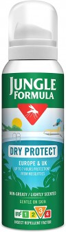 Jungle Formula Dry Protect Spray 125ml