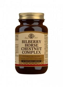 Solgar Bilberry Horse Chestnut Complex