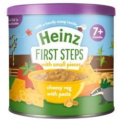 Heinz Cheesy Veg Pasta