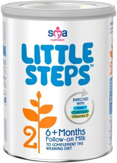 Sma Little Steps Follow-ON Milk Powder 6 Months+