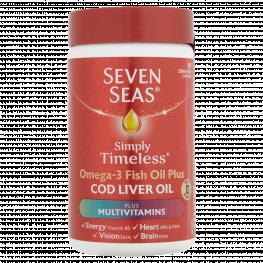 Seven Seas Multivitamins Capsules