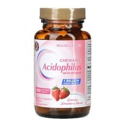 Holland & Barrett Acidophilus Chewable Strawberry