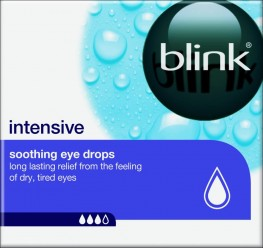 Blink Contacts Eye Drops 0.35ml 20s