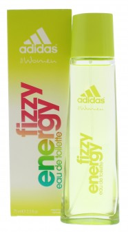 Adidas Edt Spray Women Fizzy Energy (EN;FR)